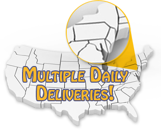 Multiple Daily Deliveries
